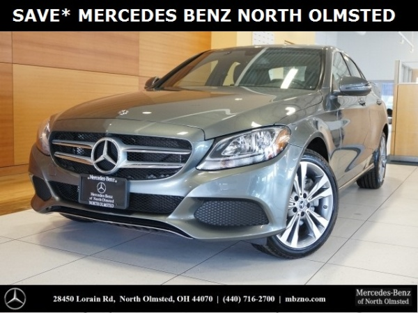 2018 Mercedes-Benz C-Class in North Olmsted, OH