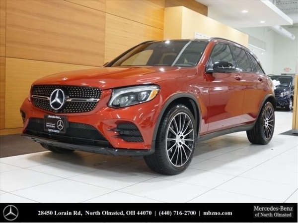 2018 Mercedes-Benz GLC GLC 43 AMG