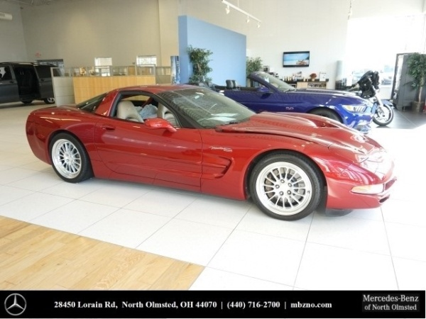 1999 Chevrolet Corvette in North Olmsted, OH