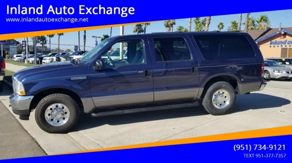 2004 Ford Excursion in Norco, CA