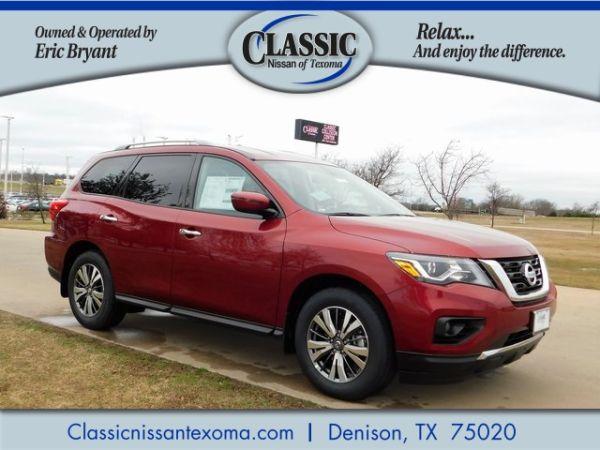 2019 Nissan Pathfinder in Denison, TX
