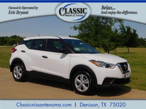 2020 Nissan Kicks in Denison, TX
