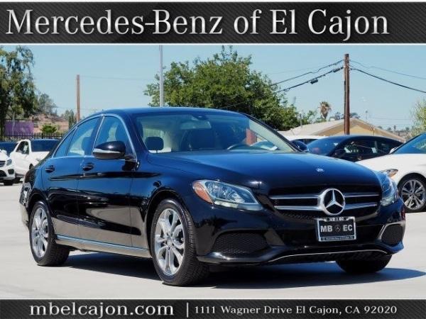 2015 Mercedes-Benz C-Class in El Cajon, CA