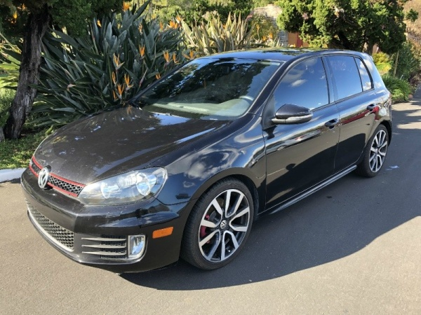 2014 volkswagen gti wolfsburg edition dsg pzev for sale. Black Bedroom Furniture Sets. Home Design Ideas