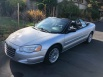 2004 Chrysler Sebring LXi Convertible for Sale in Novato, CA