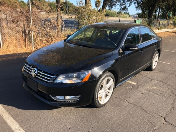 2012 Volkswagen Passat in Novato, CA