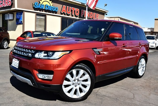 2014 Land Rover Range Rover Sport Supercharged