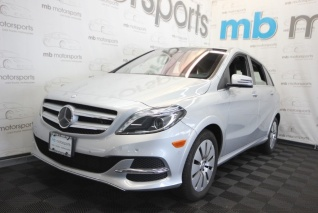 2016 Mercedes Benz B Cl Hatchback Electric Drive For In Asbury Park