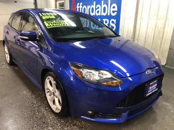 2014 Ford Focus St Hatchback For Sale In Fairbanks Ak Truecar