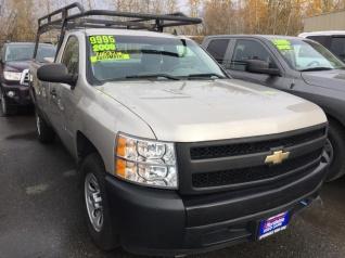 2008 Chevrolet Silverado 1500 Work Truck Regular Cab Long Box 2wd For In Fairbanks