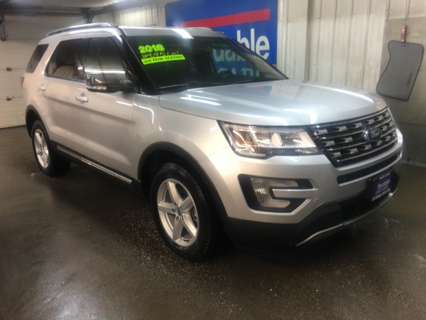 2016 Ford Explorer in Fairbanks, AK