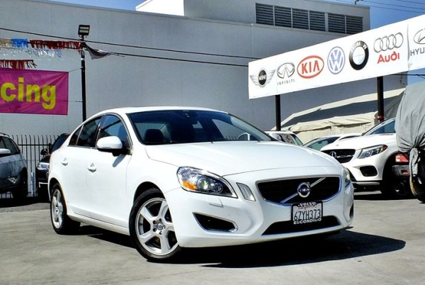 2013 Volvo S60 in San Diego, CA