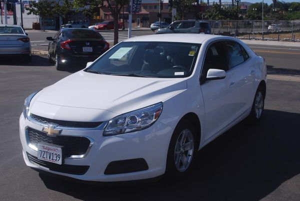 2016 Chevrolet Malibu Limited in National City, CA