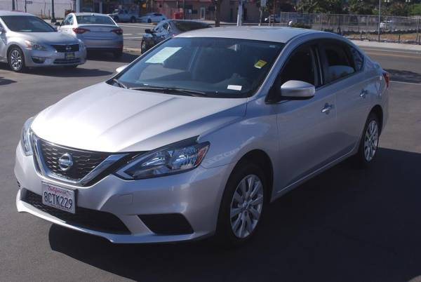 2017 Nissan Sentra in National City, CA