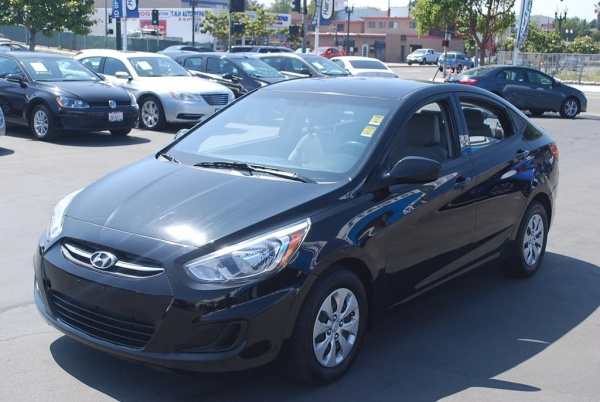 2016 Hyundai Accent in National City, CA