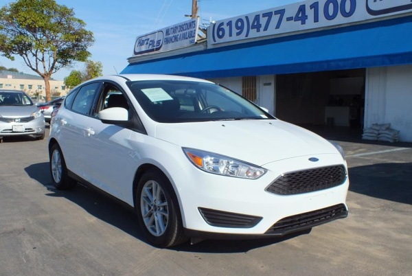 2018 Ford Focus in National City, CA