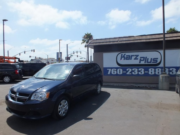 2016 Dodge Grand Caravan in Escondido, CA