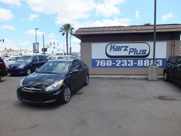 2017 Hyundai Accent in Escondido, CA