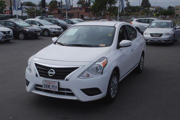 2018 Nissan Versa in Escondido, CA