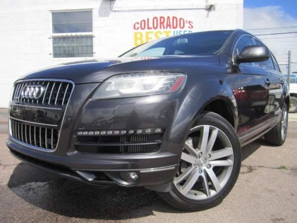 2011 Audi Q7 in Colorado Springs, CO