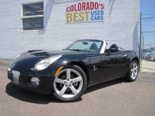 2006 Pontiac Solstice 2dr Convertible For In Colorado Springs Co