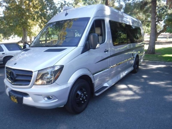 2016 Mercedes-Benz Sprinter Chassis-Cabs in Thousand Oaks, CA