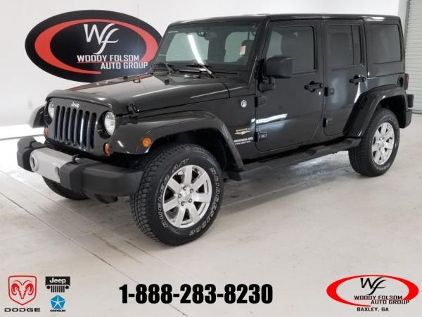 2013 Jeep Wrangler in Baxley, GA