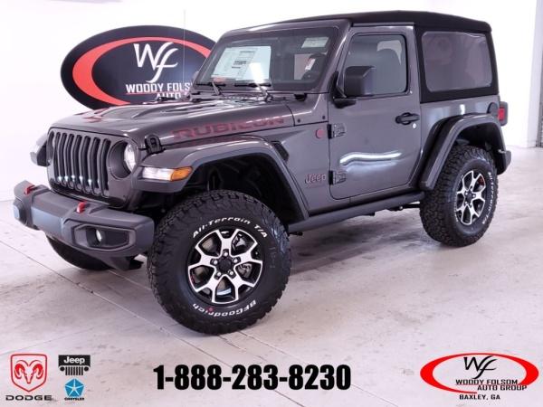 2020 Jeep Wrangler in Baxley, GA