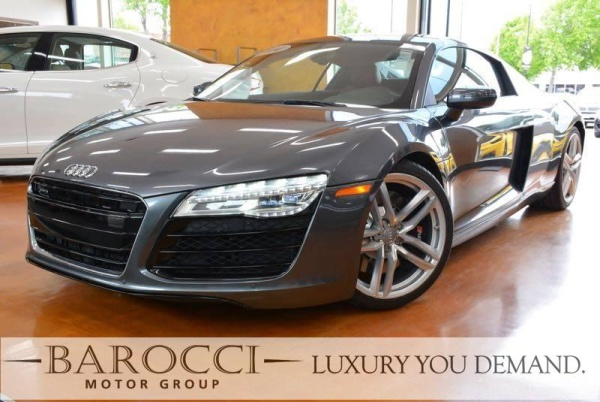 Audi R Reviews Prices And Pictures US News World Report - Audi r8 cost