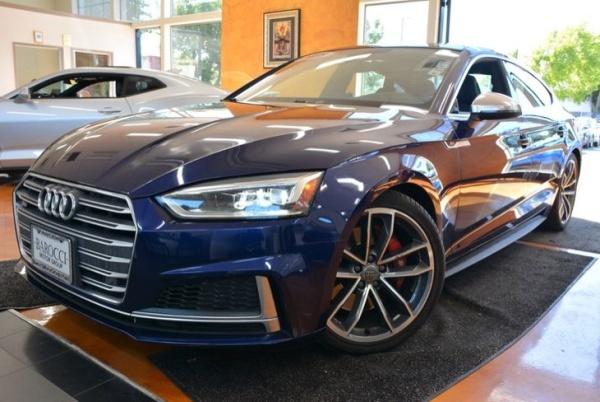 2018 Audi S5 in Richmond, CA