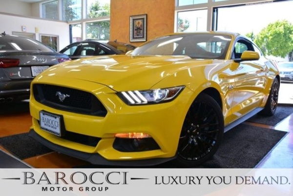 2017 Ford Mustang in Richmond, CA