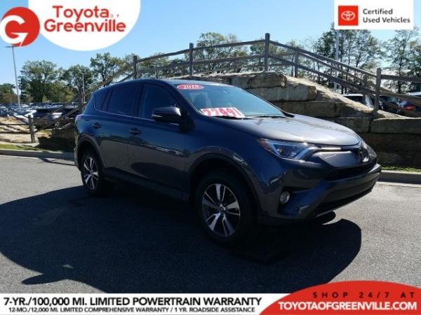 2018 Toyota RAV4 in Greenville, SC