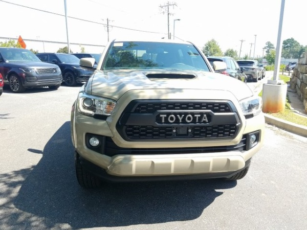 Toyota Of Greenville >> 2018 Toyota Tacoma Sr5 Double Cab 6 1 Bed V6 4wd Automatic