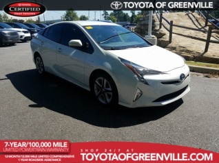 Toyota Of Greenville >> Used Toyota Prius For Sale In Greenville Sc Truecar