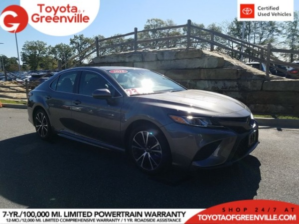 2018 Toyota Camry in Greenville, SC