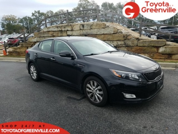 Kia Of Greenville >> Used Kia Optima For Sale In Greenville Sc 134 Cars From