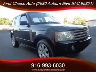 Land Rover Sacramento >> Used Land Rover Range Rovers For Sale In Sacramento Ca Truecar