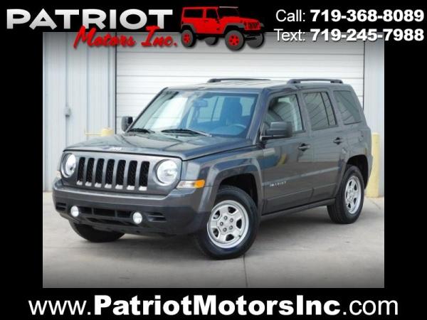 2016 Jeep Patriot in Colorado Springs, CO