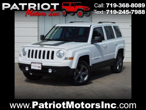 2016 Jeep Patriot Sport SE