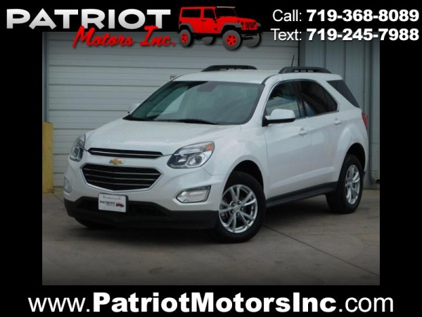 2017 Chevrolet Equinox in Colorado Springs, CO