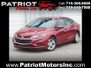 2018 Chevrolet Cruze LT with 1SD Sedan Automatic for Sale in Colorado Springs, CO
