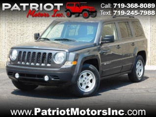 Used 2014 Jeep Patriot Latitude FWD For Sale In Colorado Springs, CO