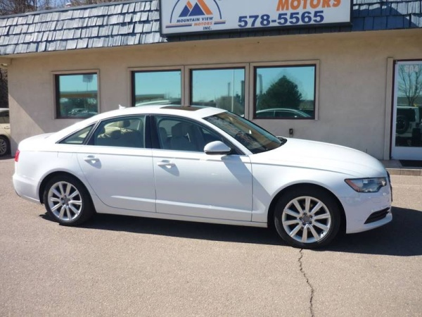 2013 Audi A6 in Colorado Springs, CO
