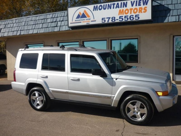 used jeep commander for sale in colorado springs co u s news world report. Black Bedroom Furniture Sets. Home Design Ideas