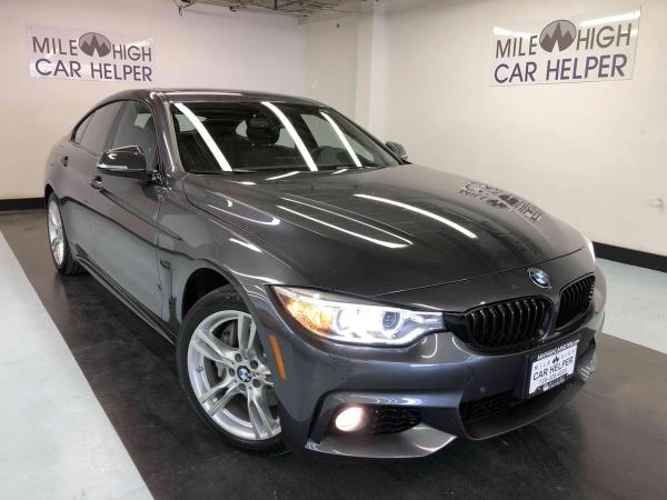 2017 BMW 4 Series in Denver, CO
