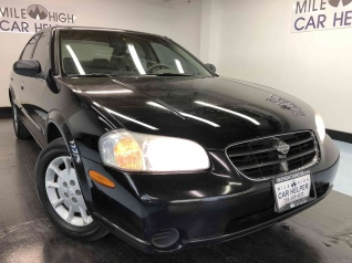 Used 2001 Nissan Maxima GXE Auto For Sale In Denver, CO