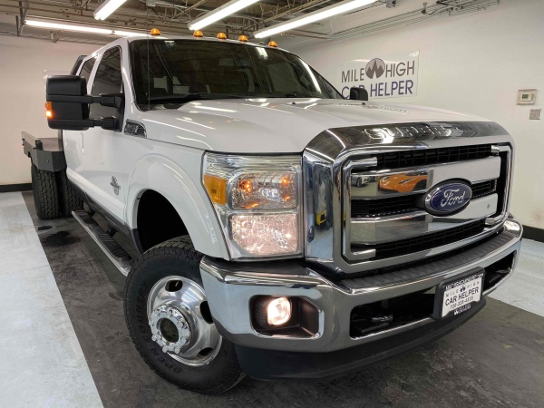 2014 Ford Super Duty F-350 in Denver, CO