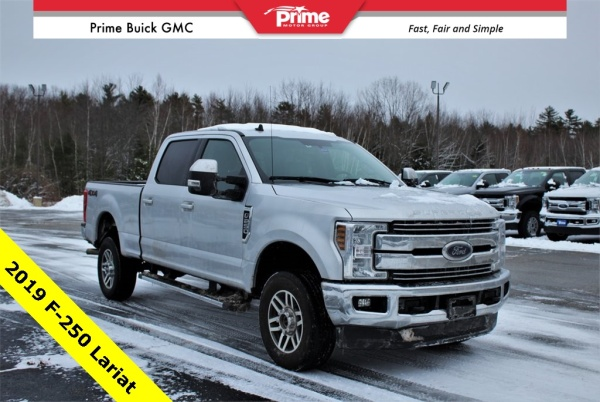 2019 Ford Super Duty F-250 in Hanover, MA