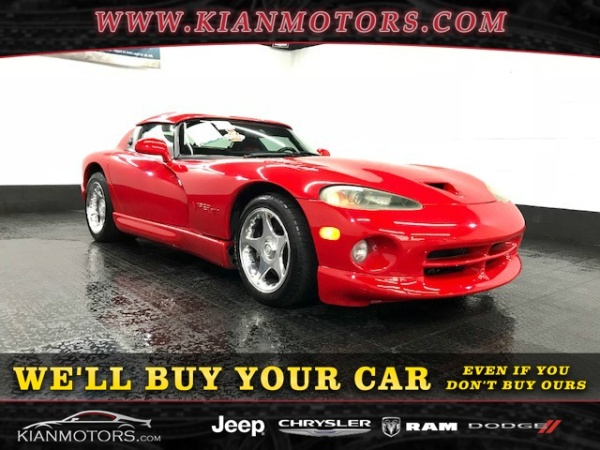 1998 Dodge Viper in Denton, TX