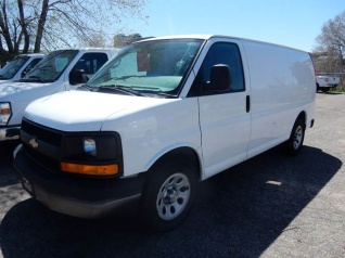 Used 2010 Chevrolet Express Cargo Van For Sale 42 Used 2010